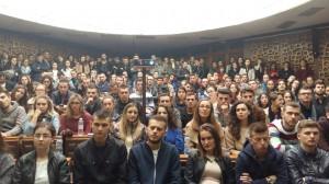ID students Prishtine
